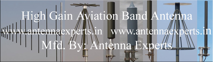 Aviation Band Antenna