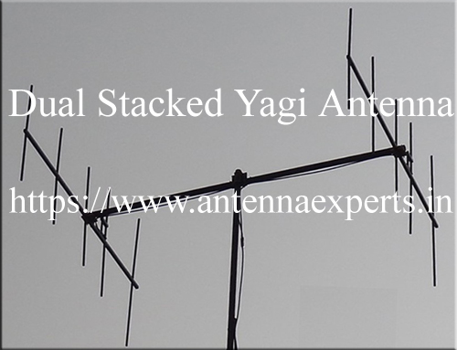 Dual Stacked Yagi Antenna