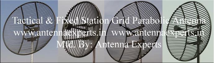 """tự chế chảo C-band hoặc """"độ"""" từ chảo ku thành chảo lớn để thu c band Grid-parabolic-antenna"""