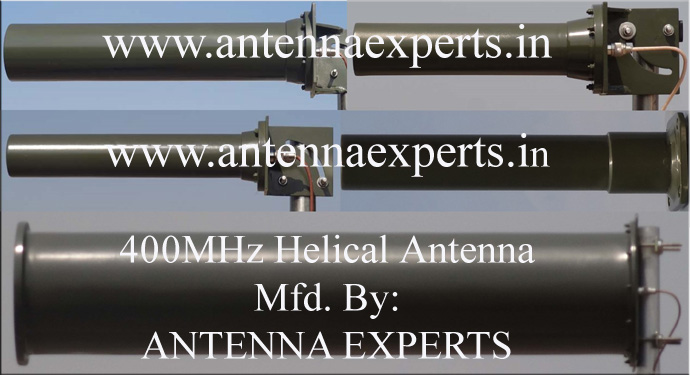 High Gain Helical Antenna