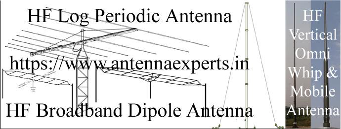 HF Broadband Dipole Antenna - Antenna Experts