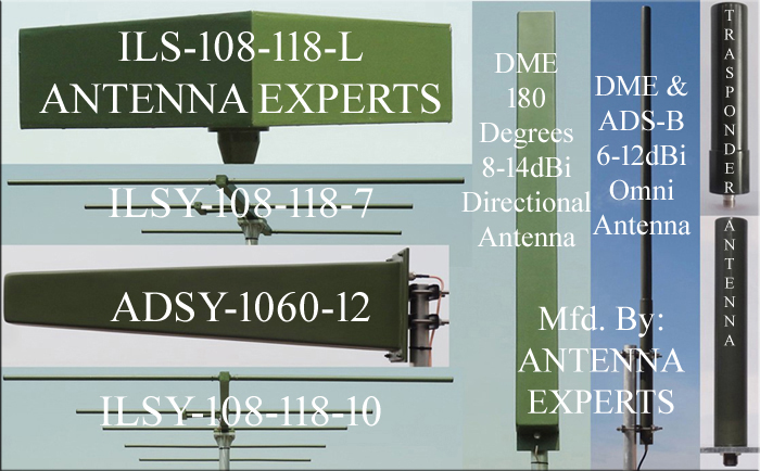Instrument Landing Systems (ILS) Antenna
