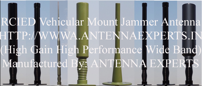 RCIED Jammer Antenna