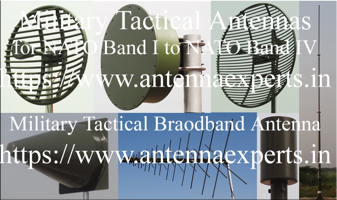 Military Tactical Antenna