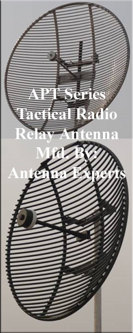 Tactical Radio Relay Antenna