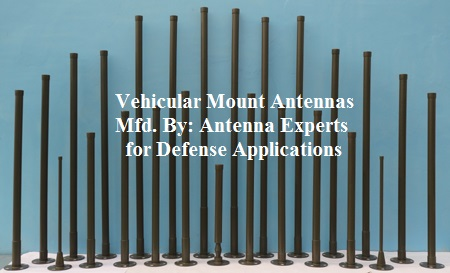 Vehicle Mount Antenna